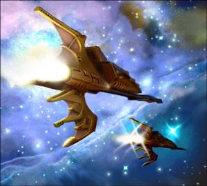 Eldar Ships
