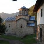 Сербский монастырь