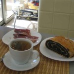 Пршут и рулет - лучший завтрак