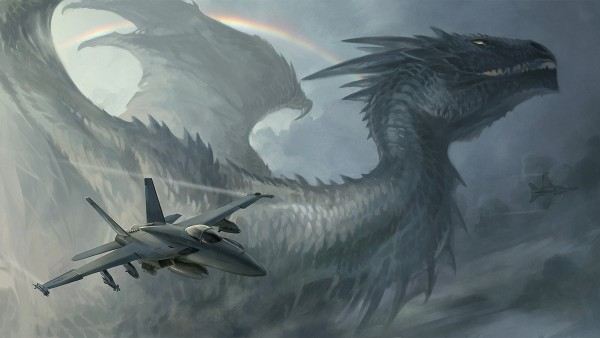 dragon-plane-rainbow-rockets-wallpaper